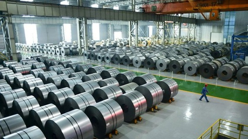 Steel producers record big profits on high prices ảnh 1