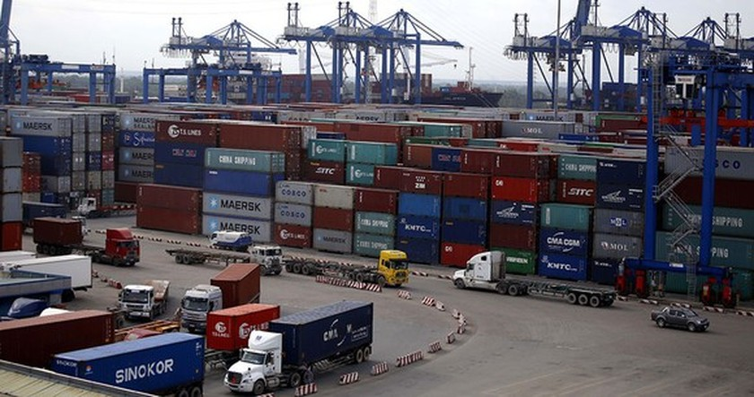 HCMC customs give guidelines to soothe container backlog in Cat Lai Port ảnh 1