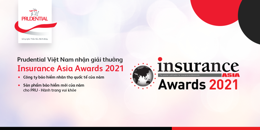 Prudential Vietnam recognized as 'International Life Insurer of the Year' ảnh 3