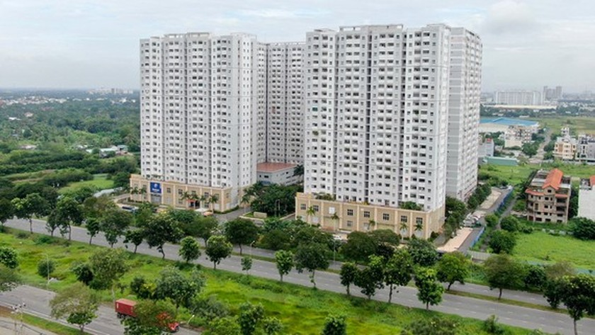 HCMC targets to build social housing for low-income people ảnh 1