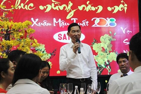 Lãnh đạo TPHCM chúc Tết doanh nghiệp đầu xuân Mậu Tuất 2018 ảnh 2