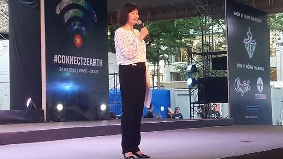 Hơn 2.000 tình nguyện viên tham gia phát động chiến dịch Giờ Trái đất 2018 ảnh 3