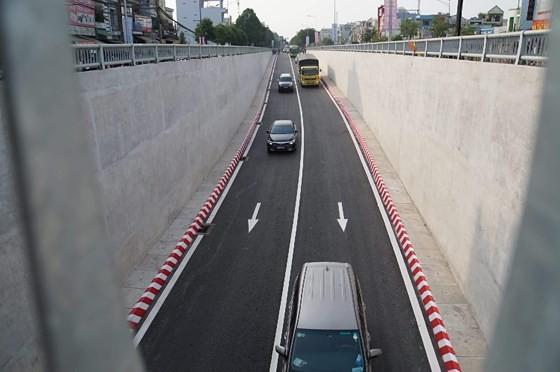 Thông xe nhánh hầm chui nút giao thông An Sương ảnh 2