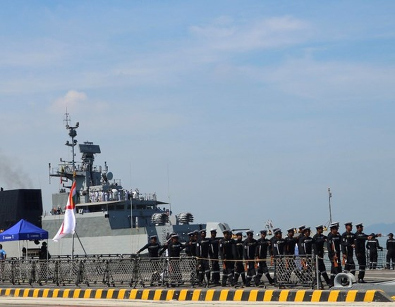 Hạm đội miền Đông Ấn Độ sẽ diễn tập hàng hải chung với Hải quân Việt Nam ảnh 5