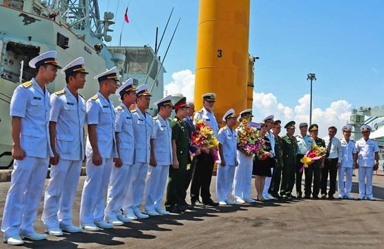 Đội tàu Hải quân Hoàng gia Canada thăm Đà Nẵng ảnh 5
