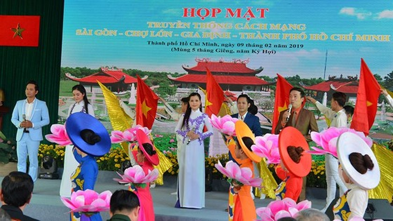 Họp mặt truyền thống Cách mạng Sài Gòn - Chợ Lớn - Gia Định- TPHCM ảnh 2