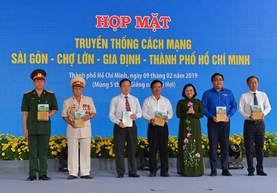 Họp mặt truyền thống Cách mạng Sài Gòn - Chợ Lớn - Gia Định- TPHCM ảnh 7