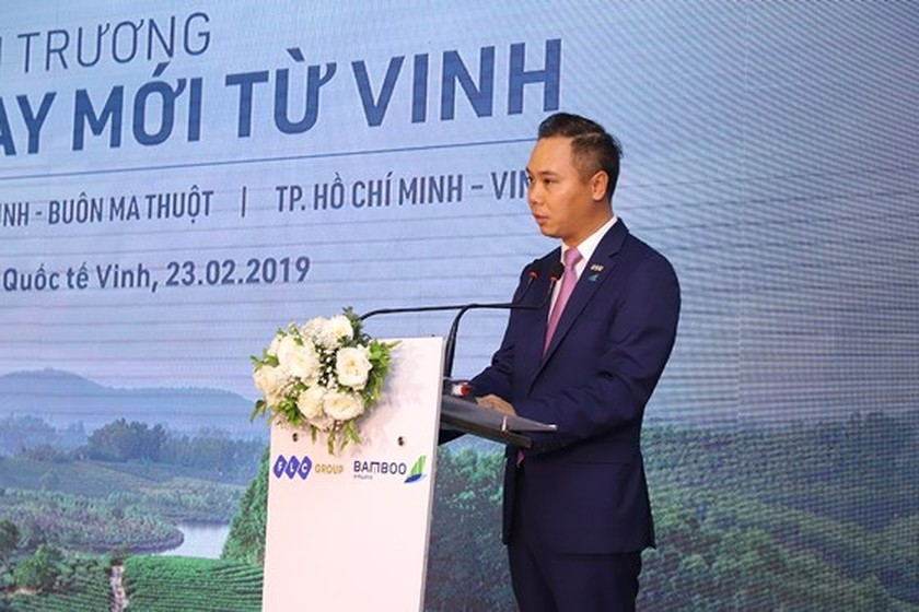Bamboo Airways launches four local routes connecting Vinh and main cities ảnh 1