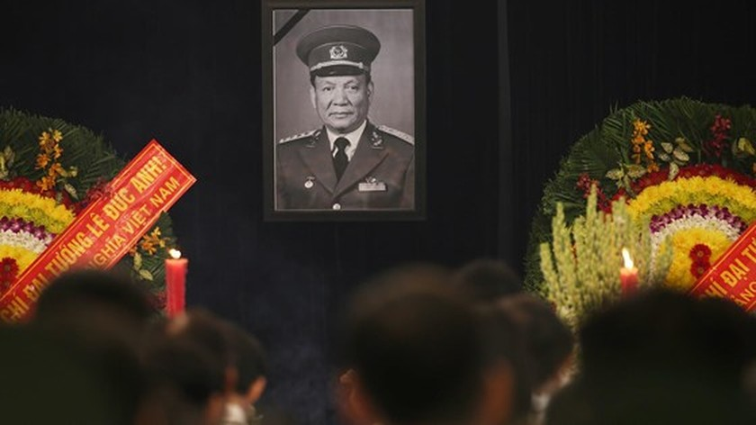 Memorial service of the State funeral for former President General Le Duc Anh ảnh 50