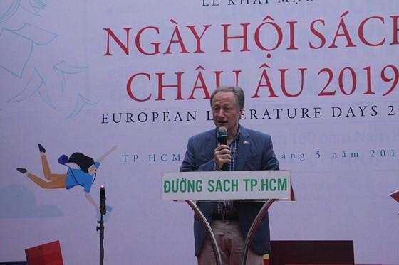 European Book Day 2019 opens HCMC ảnh 3