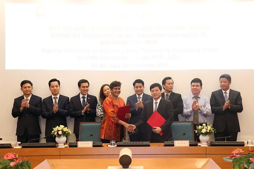 Hanoi partners with CNN to promote tourism in global campaign ảnh 2