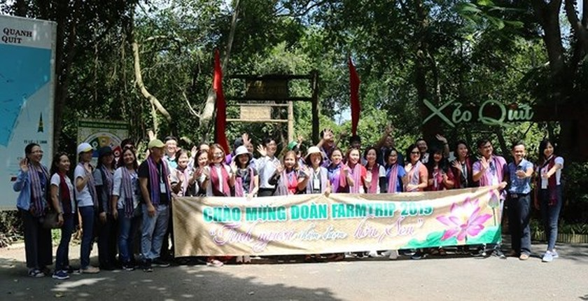 2019 Dong Thap Tourism and Culture Week opens ảnh 1