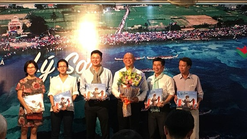 Photo exhibition, pictorial book on Ly Son Island presented in HCMC ảnh 2