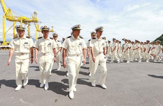 Japanese coastguard vessel makes 4th visit to Da Nang city ảnh 2