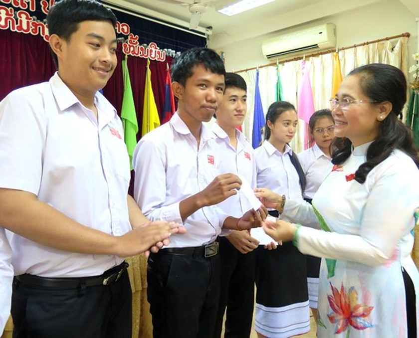 HCMC keens on boosting partnership with Vientiane ảnh 3