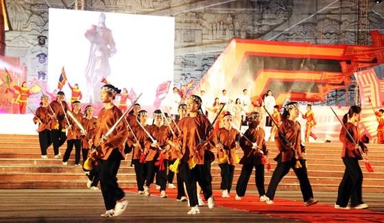 7th int'l traditional martial arts festival kicks off in Binh Dinh ảnh 12