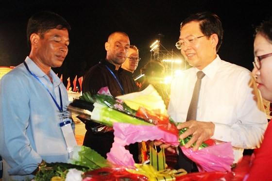 7th int'l traditional martial arts festival kicks off in Binh Dinh ảnh 2