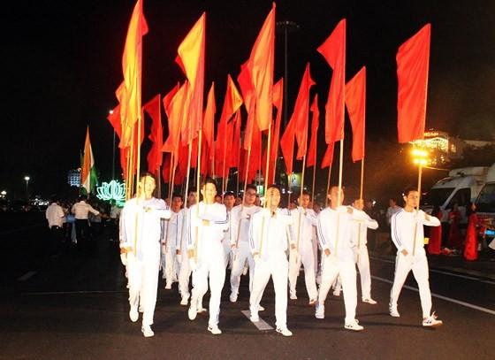 7th int'l traditional martial arts festival kicks off in Binh Dinh ảnh 3