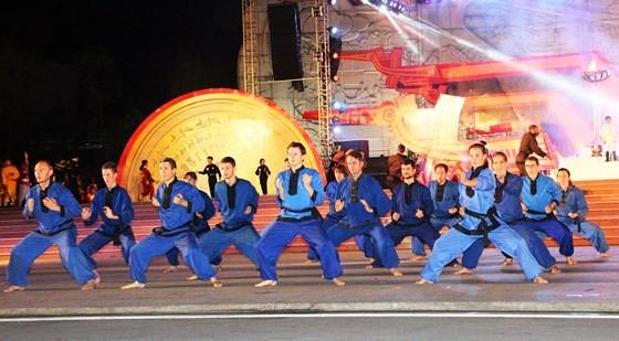 7th int'l traditional martial arts festival kicks off in Binh Dinh ảnh 7