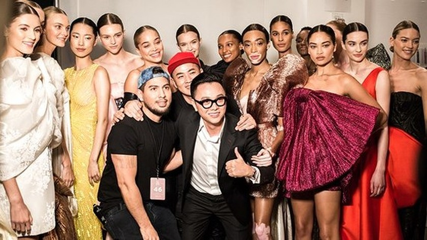 Designer Nguyen Cong Tri to come back to New York Fashion Week this September ảnh 1