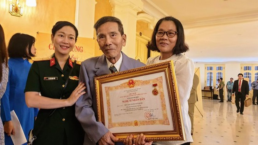 391 performers honored with titles of People's Artist, Meritorious Artist ảnh 1