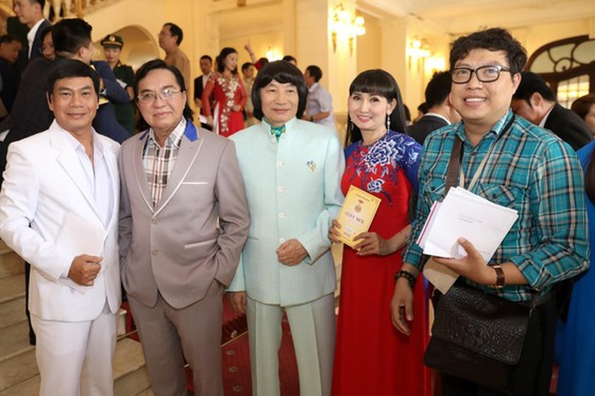 391 performers honored with titles of People's Artist, Meritorious Artist ảnh 2