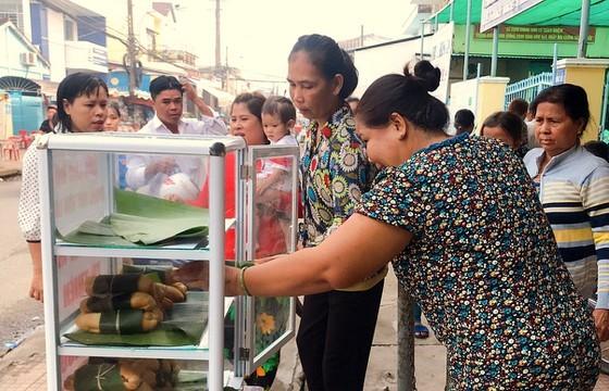 'Green bread' charitable program launched in Soc Trang ảnh 2