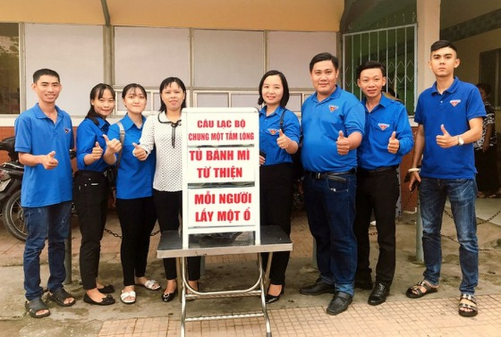 'Green bread' charitable program launched in Soc Trang ảnh 5
