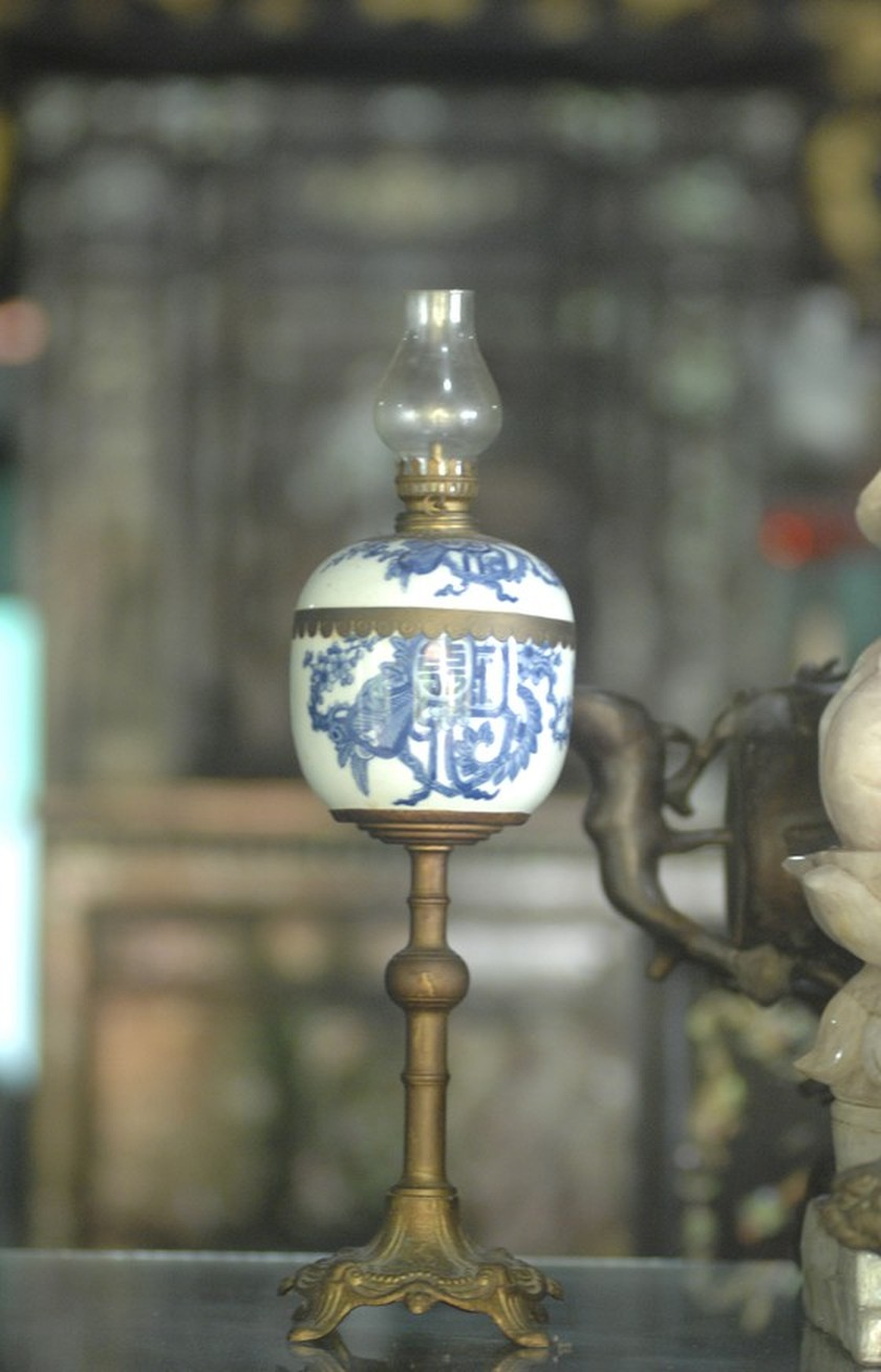 House of traditional Southern style antiques in Mekong Delta ảnh 19