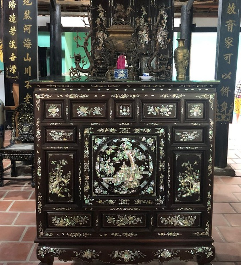 House of traditional Southern style antiques in Mekong Delta ảnh 6