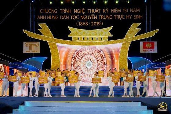 Kien Giang province's annual festival honors war hero Nguyen Trung Truc ảnh 1
