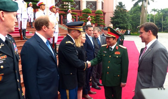 Vietnam – US strengthening defense cooperation ảnh 5