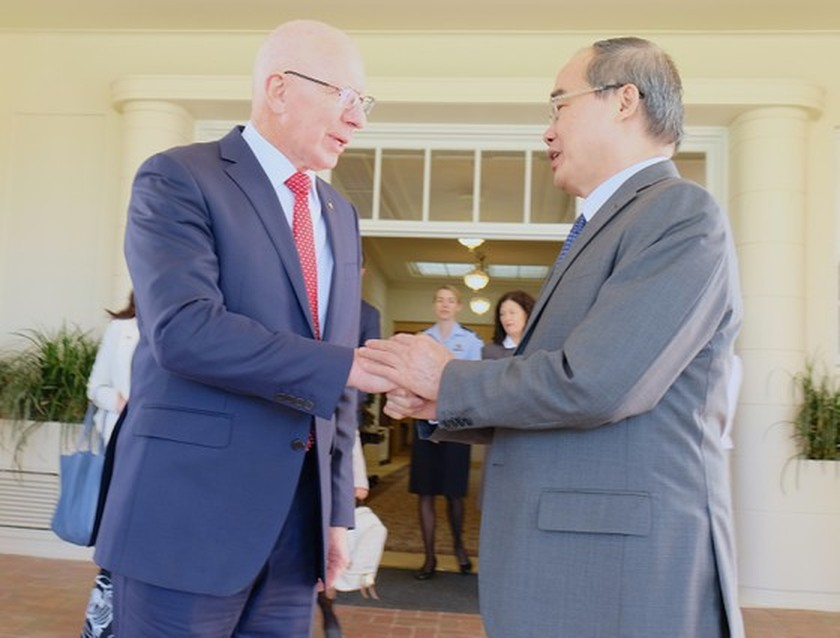 HCMC wishes to expand cooperation in vocational training with Australia ảnh 1