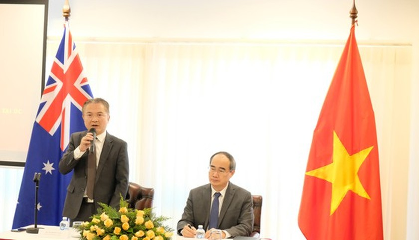 HCMC wishes to expand cooperation in vocational training with Australia ảnh 3