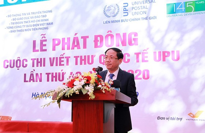 Vietnam's 49th UPU International Letter Writing Contest Launched ảnh 2