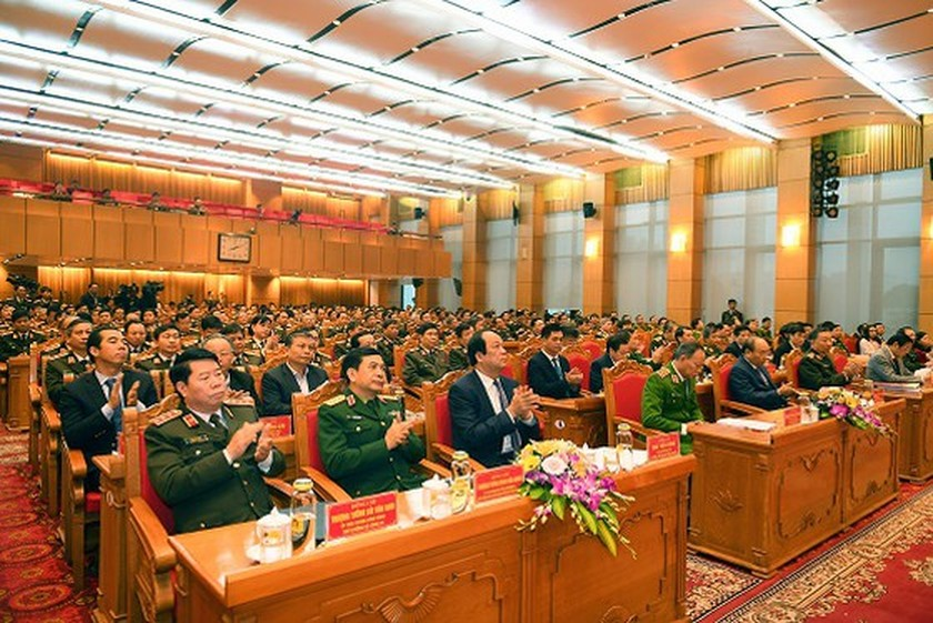 75th National Conference of Public Security Forces opens ảnh 4