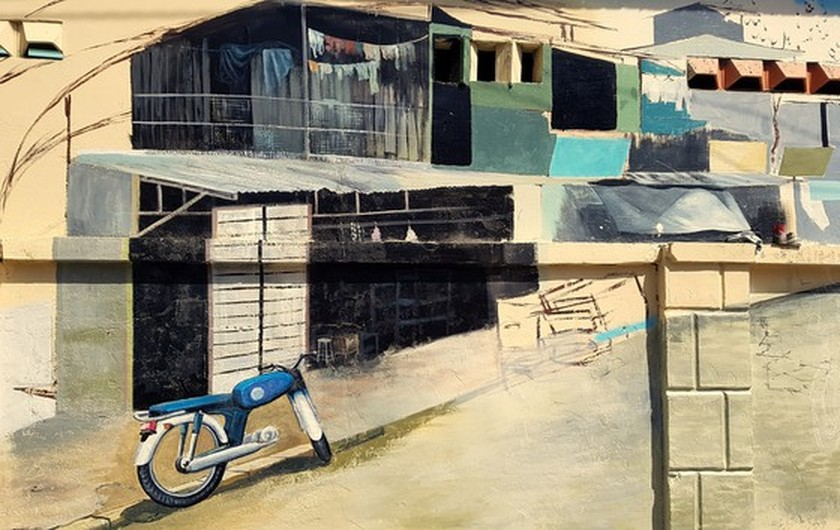 Can Tho City's mural painting street to charm visitors ảnh 3
