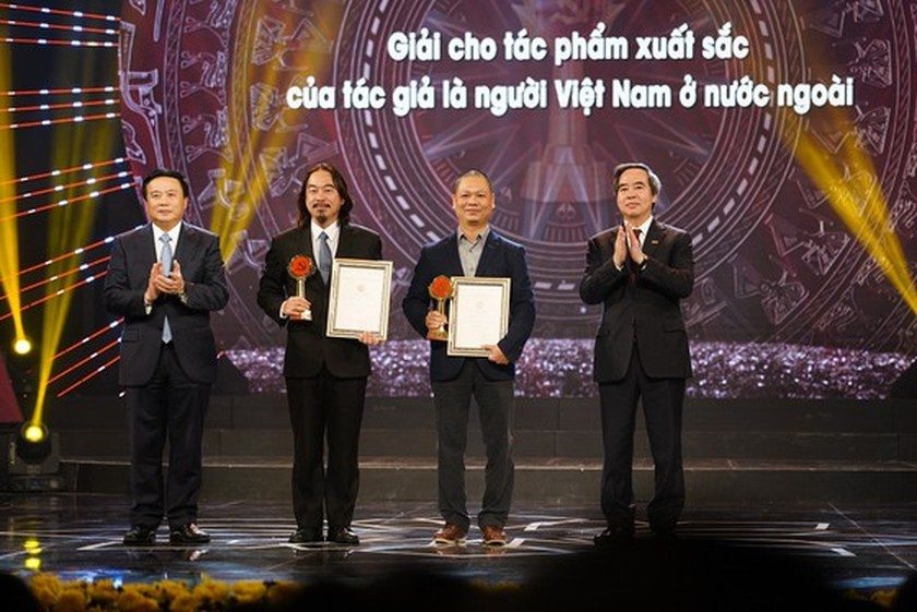 Sai Gon Giai Phong Newspaper wins four prizes at Bua Liem Vang Press Award 2019 ảnh 6