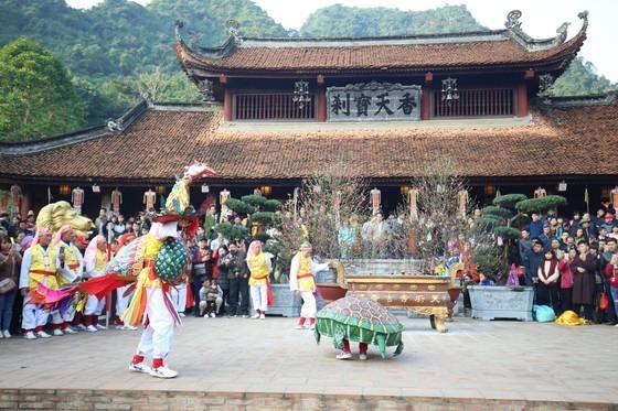 Huong Pagoda Festival 2020 officially opens ảnh 1