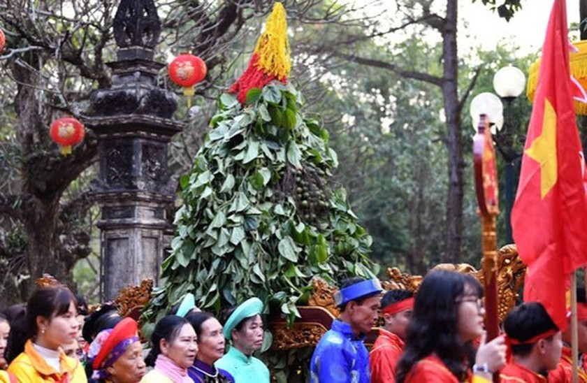 Traditional festivals commemorate national heroes, heroines ảnh 3