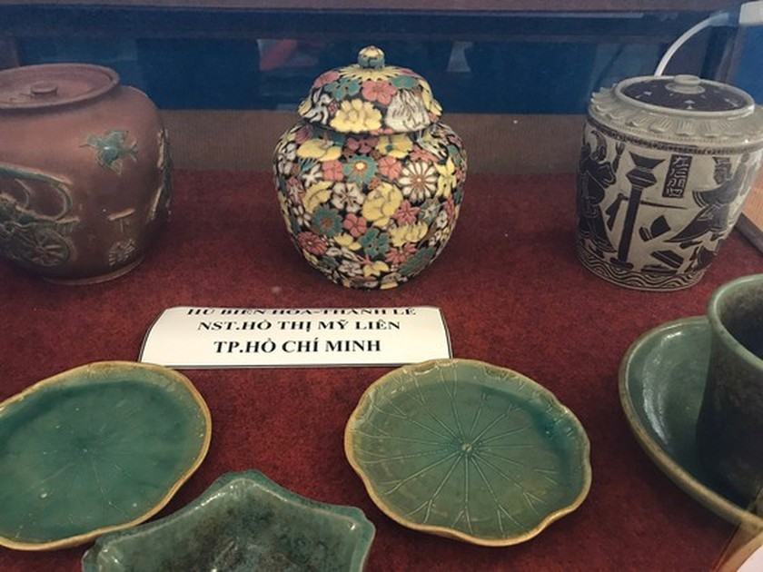 Antiques exhibition opens in An Giang ảnh 15