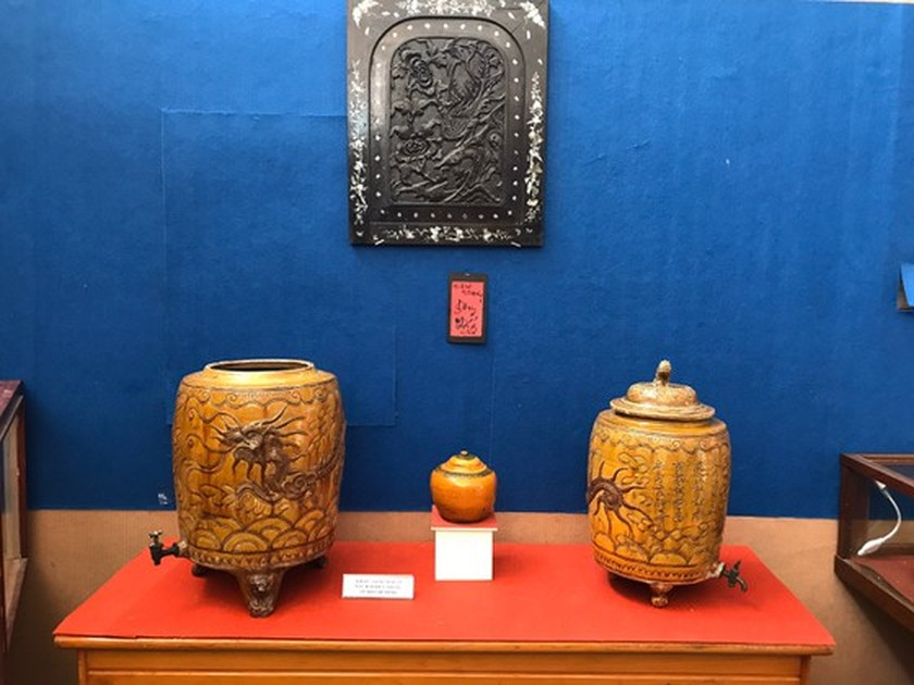 Antiques exhibition opens in An Giang ảnh 7