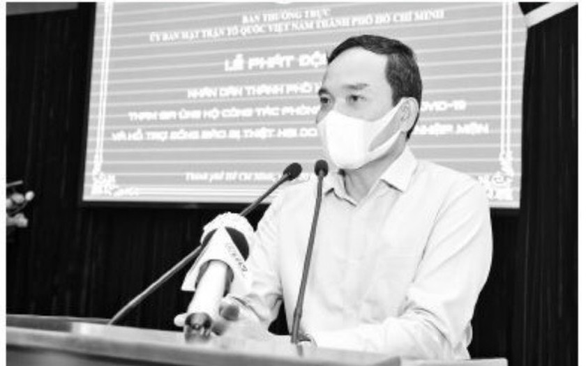 HCMC calls for public support to fight against COVID-19 ảnh 1