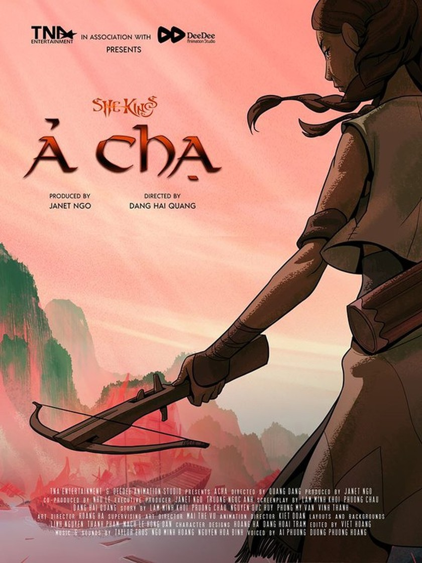 Vietnamese first historical animated series debuts online ảnh 2