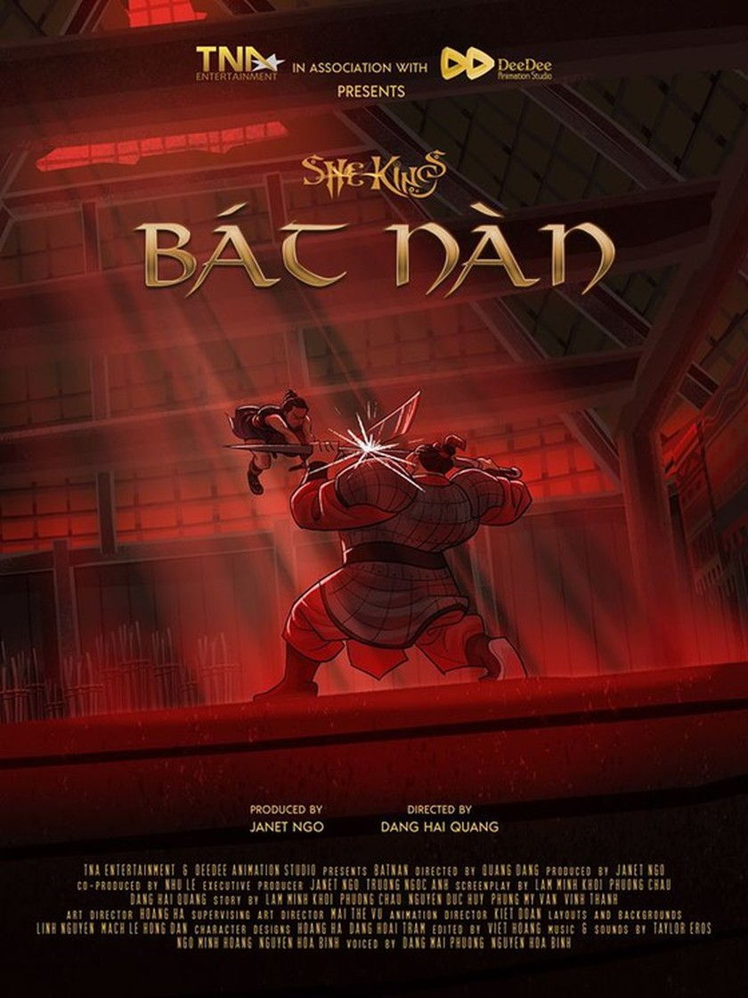 Vietnamese first historical animated series debuts online ảnh 1
