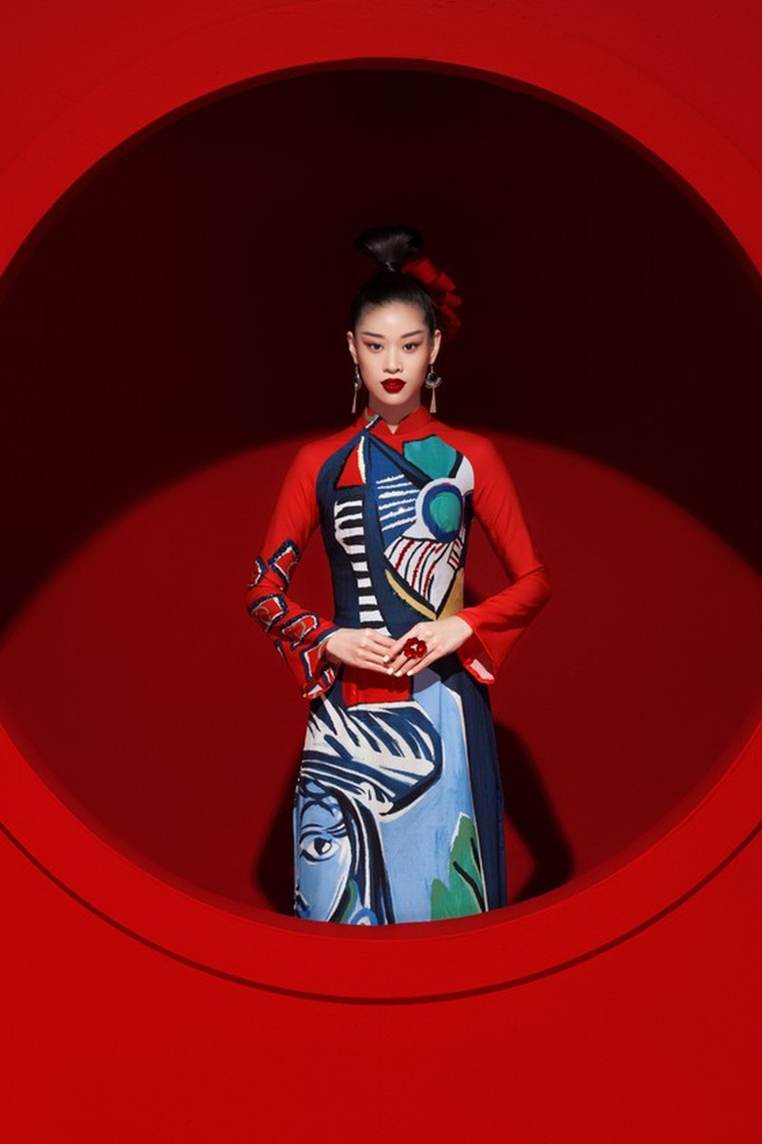 Contest seeks national costume for Vietnamese representative at Miss Universe ảnh 3