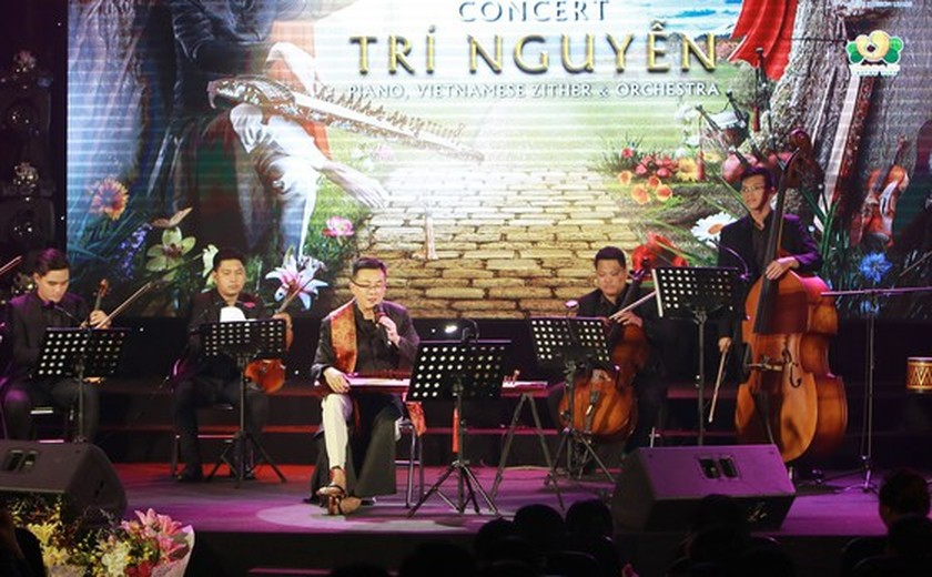 Vietnamese French musician Tri Nguyen honored at 18th Independent Music Awards ảnh 1