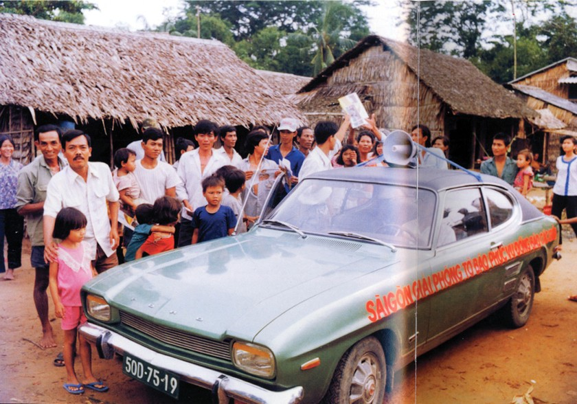 Saigon Giai Phong Newspaper celebrates 45th founding anniversary ảnh 1