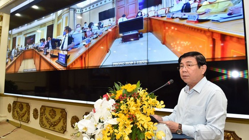 HCMC sets out plans for economic recovery from COVID-19 ảnh 4