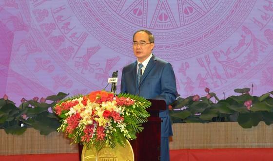 HCMC hosts ceremony celebrating President Ho Chi Minh's 130th birthday ảnh 1